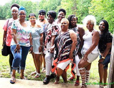 Tamika's 46th Birthday Cookout @ Patapsco Valley State Park 7.22.17