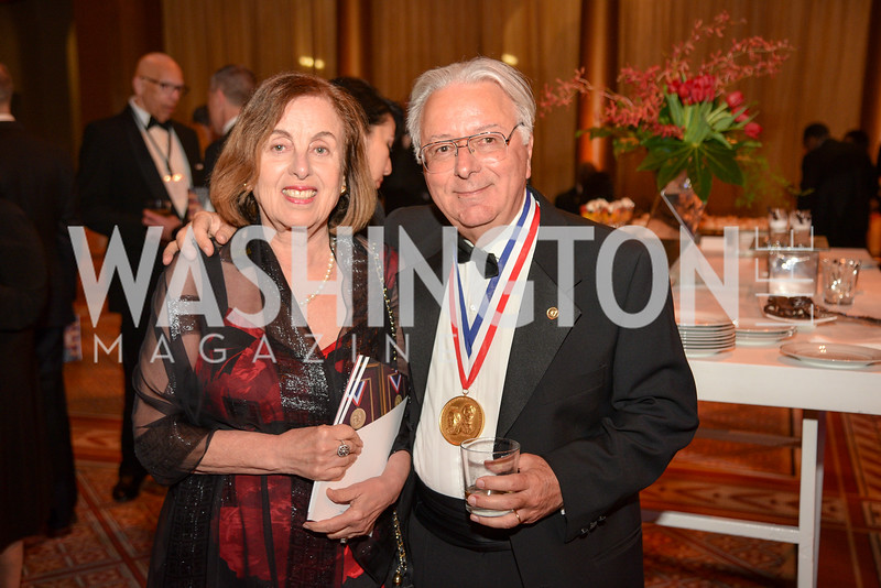 Elvia Faggin, Dr. Federico Faggin National Inventors Hall of Fame, Induction at the National Building Museum, May 3, 2018-9051.JPG