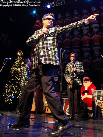 The Mighty Mighty Bosstones <br> December 28, 2010 <br> House of Blues - Boston, MA <br> Photos by: Mary Ouellette
