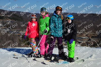 Photos on the Slopes 1-20-13