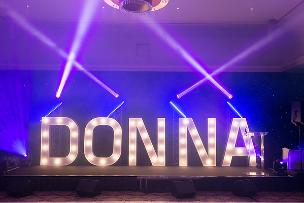 Donnas Ball 2018