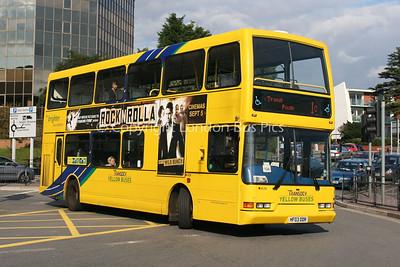 Transdev Yellow Buses