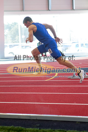 Hillsdale Only - 2015 GLIAC Indoor T&F Championships
