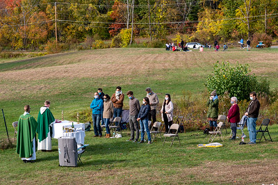 St. Francis Parish Outdoor Activites Oct. 18