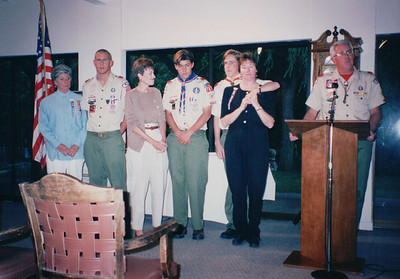 1998 - Court of Honor