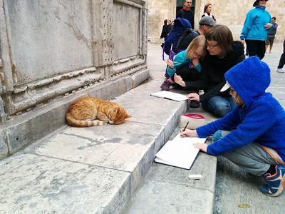 Dubrovnik - April, 2015