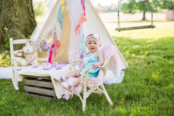 Arianna 9 months