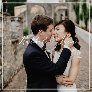 Rachel & Luca