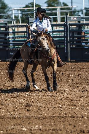 119th Comal County Fair Rodeo Queen