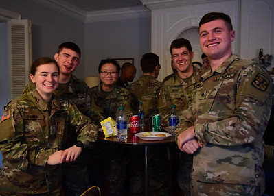 ROTC - Commanders Welcome Back Social