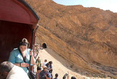 Red Lizard Train - Selja gorge