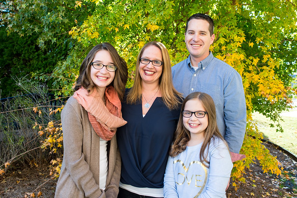 Martindale Family 2015