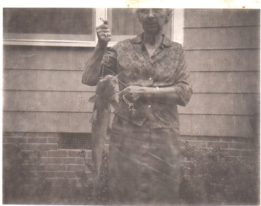 Dorothy Wood Thaxton (Wood-Slane Family Photos)