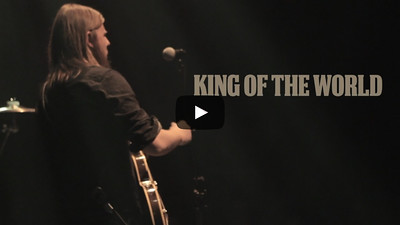 Steve Hill - King Of The World (Live)