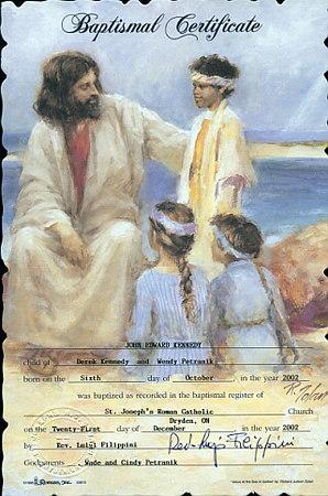 Johns Baptism