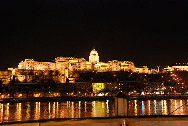 Live from Budapest!