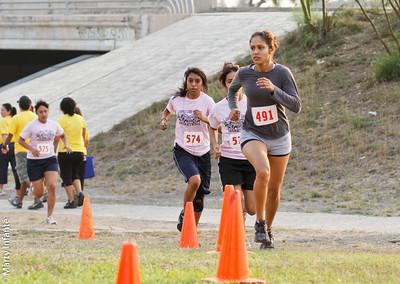 Autism Awareness Girls 1 Mile Run