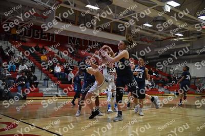 Roosevelt @ Fort Dodge Girls Basketball