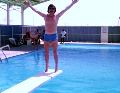 002 My First Day. Rahimah Camp Pool