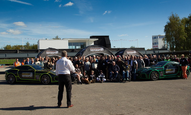 Mission Motorsport Goodwood Invitational