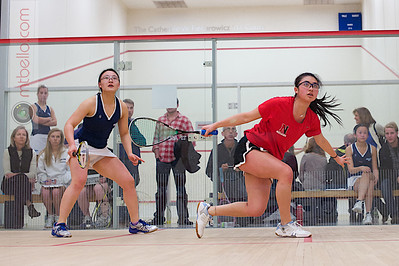 2013-02-16 Kitty Cheung (Northeastern) and Dorothy Kim (Johns Hopkins)