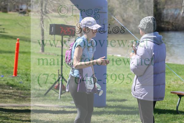 Trail Marathon Weekend 28 Apr 2019 Finish Area