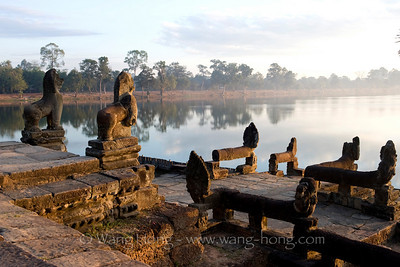 Angkor, Cambodia 吴哥 (1992)