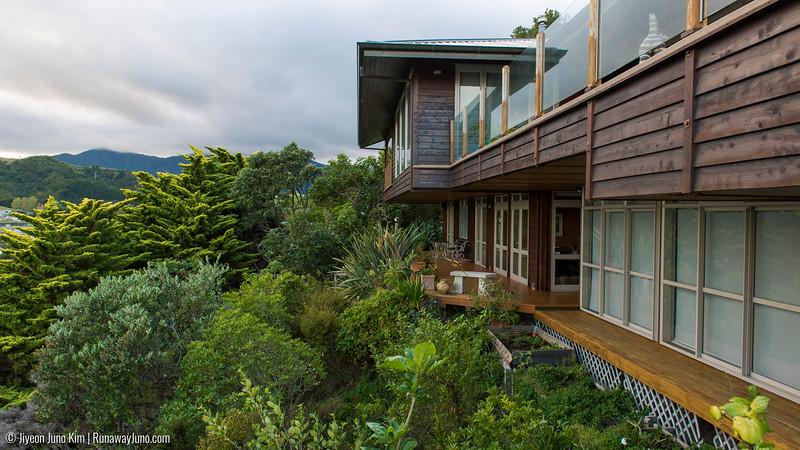 Wyuna Bay house view