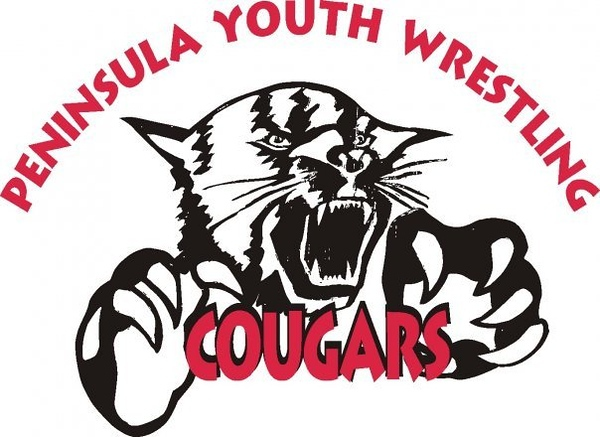 Peninsula Youth Wrestling - Cougars