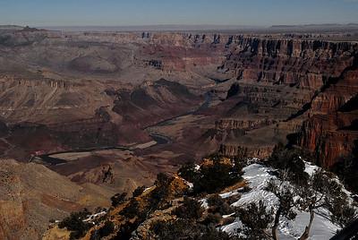 Grand Canyon Jan 2009