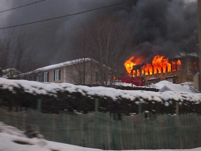 Quebec Winter Carnival 2014