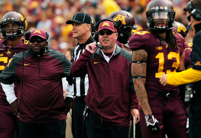 """. <p><b> Gophers football fans were nearly ecstatic Saturday afternoon because � </b> <p> A. Minnesota defeated San Jose State to remain unbeaten  <p> B. Backup quarterback Mitch Leidner ran for four touchdowns  <p> C. Jerry Kill finished the game upright  <p><b><a href=\'http://www.twincities.com/sports/ci_24147333/recap-gophers-43-san-jose-state-24\' target=\""""_blank\"""">HUH?</a></b> <p>     (Pioneer Press: Scott Takushi)"""