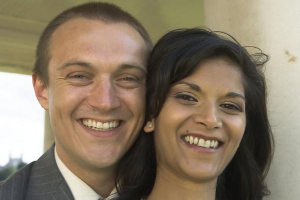 Dan & Cheryl 3rd September 2007
