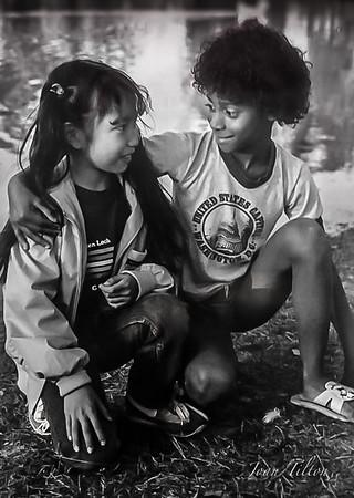 Susie and Nakita