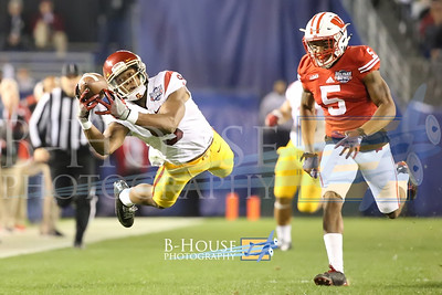Holiday Bowl - USC vs Wisconsin 2015