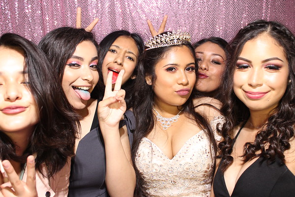 Diocy's Quinceanera