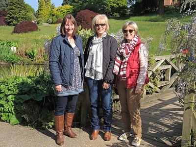Carolines with Humphreys May 2014