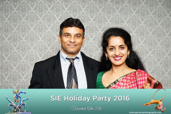 SIE Holiday Party 2016 12-10-16