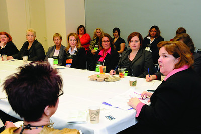 Women in Buses Roundtable