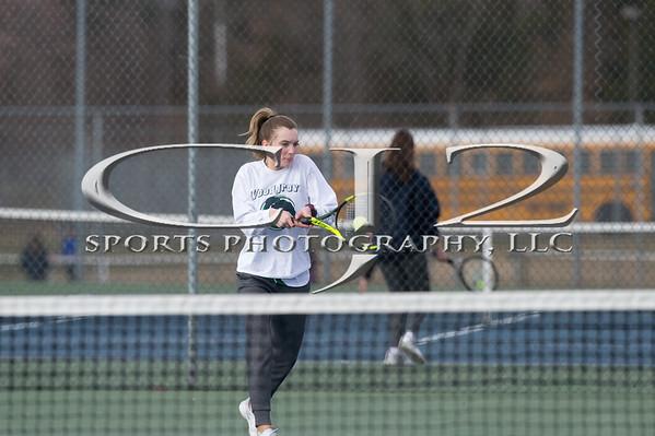 3-18-2019 Woodgrove at Park View Girls Tennis (Varsity)