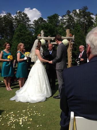 2014-5-31 Beth Wedding