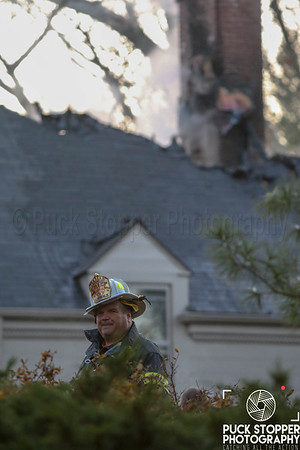 House Fire - 4 Hilltop Road, Norwalk, CT - 12/12/18