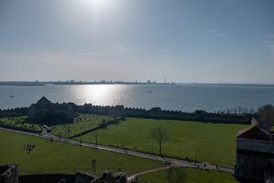 20190217 - Portchester Castle