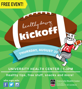 Healthy Dawg Kickoff - 8.31.17