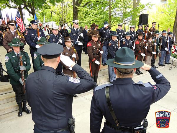 2016 Wisconsin Law Enforcement Memorial