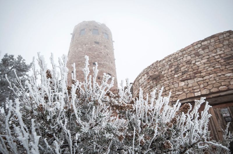 Icy Watchtower