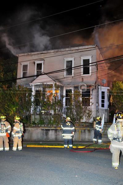 Woodridge, NJ 2nd Alarm Center & Humbolt 10/17/09