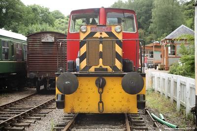 Forest Of Dean Steam Railway - Set 11