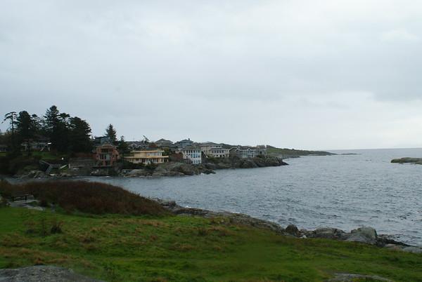 Saxe Point - Fall 2010