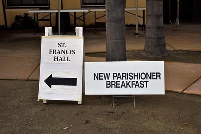 1-20-2019 New Parishoner Breakfast Spanish tour